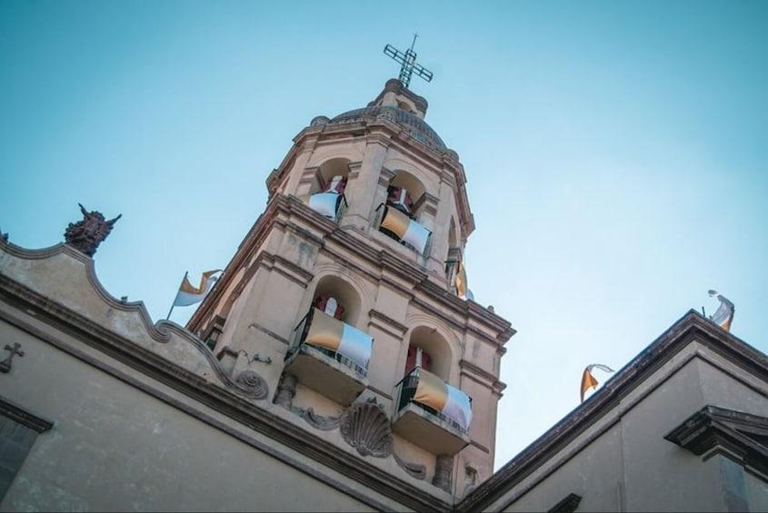 Queretaro from San Miguel de Allende