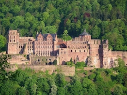 ex Ludwigshafen: Heidelberg and beautiful vicinity