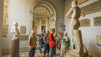 Vatican Museums Highlights Tour & Skip-the-Line St. Peter's Basilica