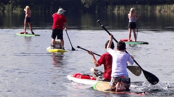 Self-Guided Stand-Up Paddleboard Tour