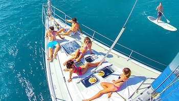 Luxury Sailing Cruise with Snorkelling & Lunch