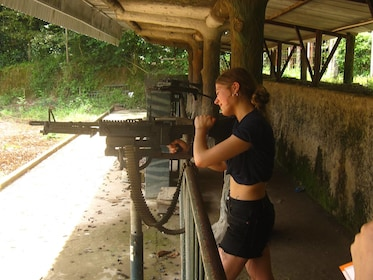 Luxury-Group Half-Day Tour of Cu Chi Tunnels