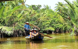 Luxury-Group Cu Chi Tunnels & Mekong Delta Tour