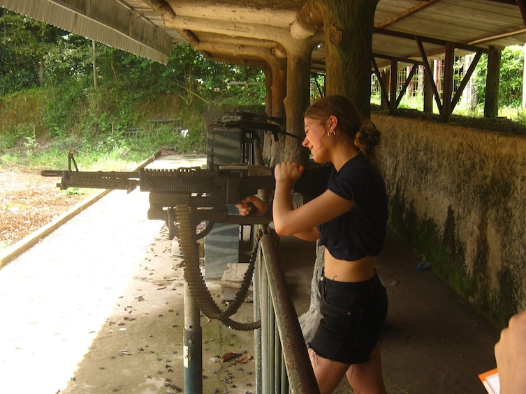 Show item 4 of 10. Luxury-Group Full-Day City & Cu Chi Tunnels Tour