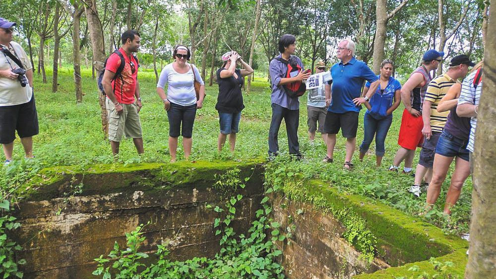 Private Full-Day Tour of Long Tan