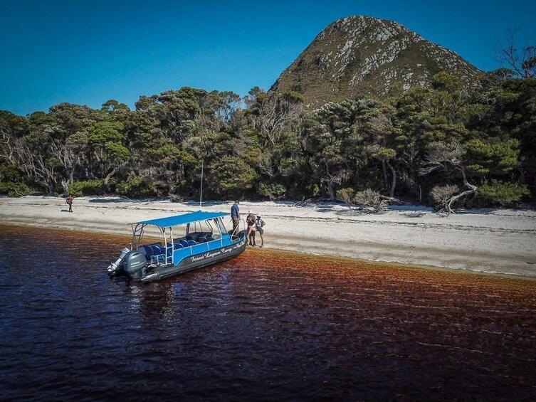 Show item 3 of 6. Full Day Southwest Tasmania Wilderness Experience
