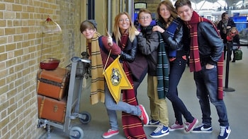 3-hour Harry Potter with Platform 9 3/4 & Shop Visit