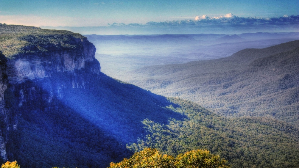 Show item 2 of 4. Blue Mountains in Sydney