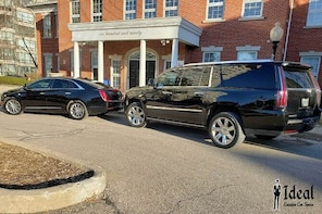 Whitby Private Airport Transfer - To/From Pearson International Airport
