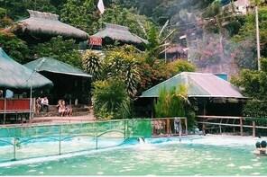 Baguio Asin Hot Spring Tour