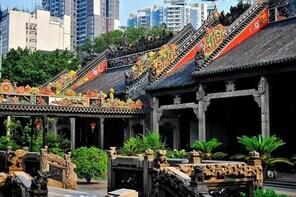 Guangzhou Chen Clan Academy and West Han Mausoleum Rich History Tour