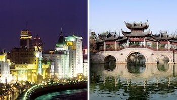 2-Day Tour of Shanghai, Suzhou & Zhouzhuang Coach Tour