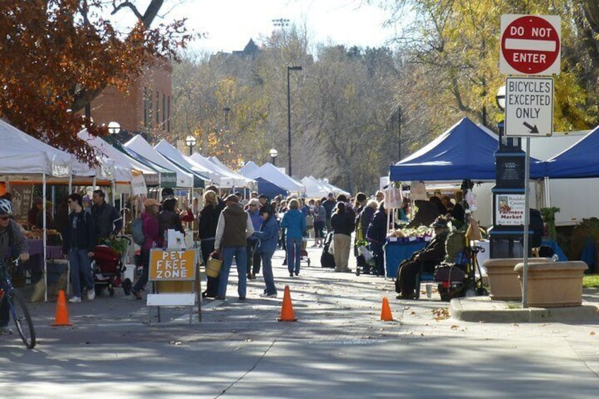 Downtown Boulder: An audio tour around this weird and beautiful town