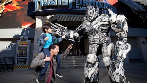 Universal Studios Hollywood Admission