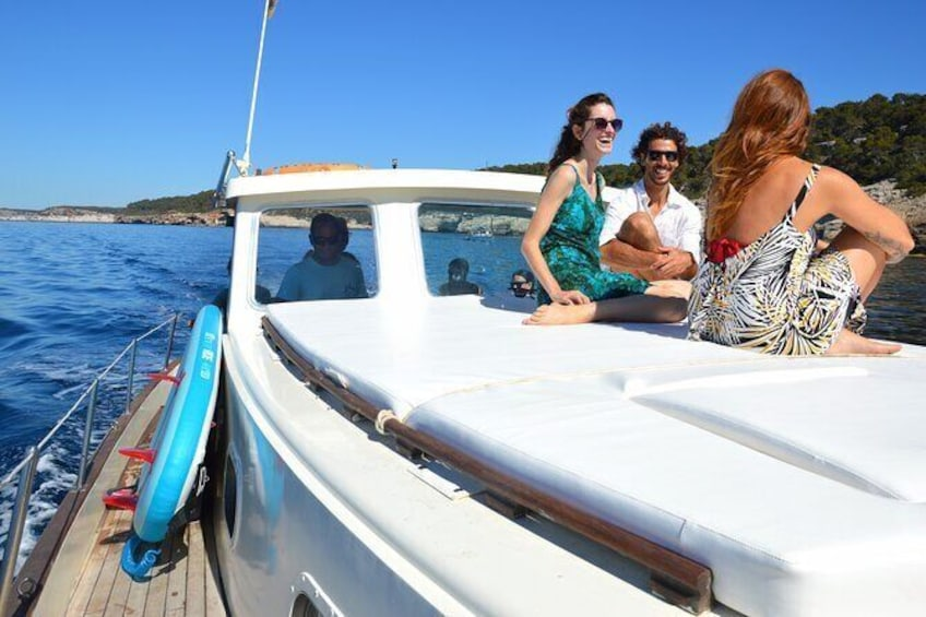 Show item 1 of 9. Menorca By Exclusive Boat Full Day (8h)