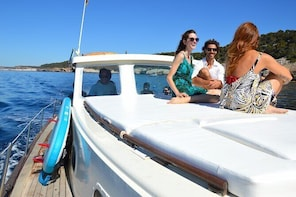 Exclusive Full Day Boat Trip in Menorca