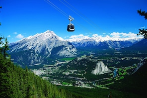Banff Gondola & Transportation from Calgary
