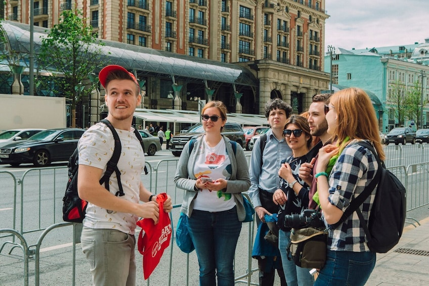 Show item 2 of 10. Moscow: Small-Group Behind the Icons City Tour