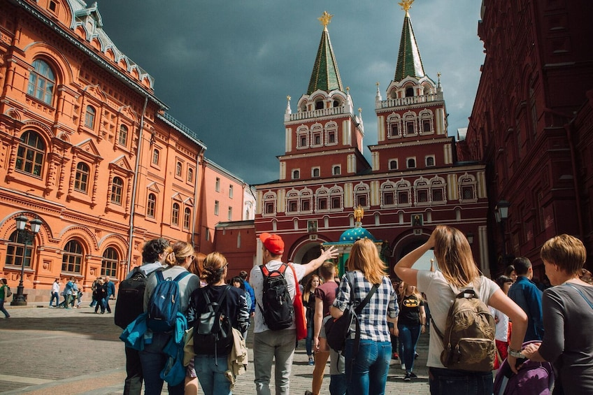 Show item 1 of 10. Moscow: Small-Group Behind the Icons City Tour