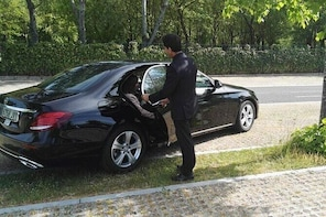 Private Transfer from Santander Port to Madrid Airport