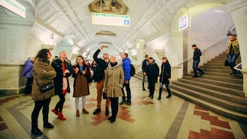 Moscow: Small-Group Underground Tour