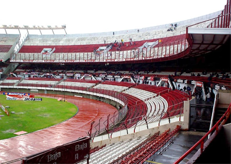 Monumental River Plate Stadium Tour