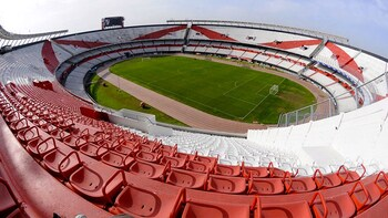 Excursión al estadio monumental de River Plate