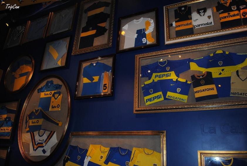 Apri foto 2 di 10. Boca Juniors Stadium Tour