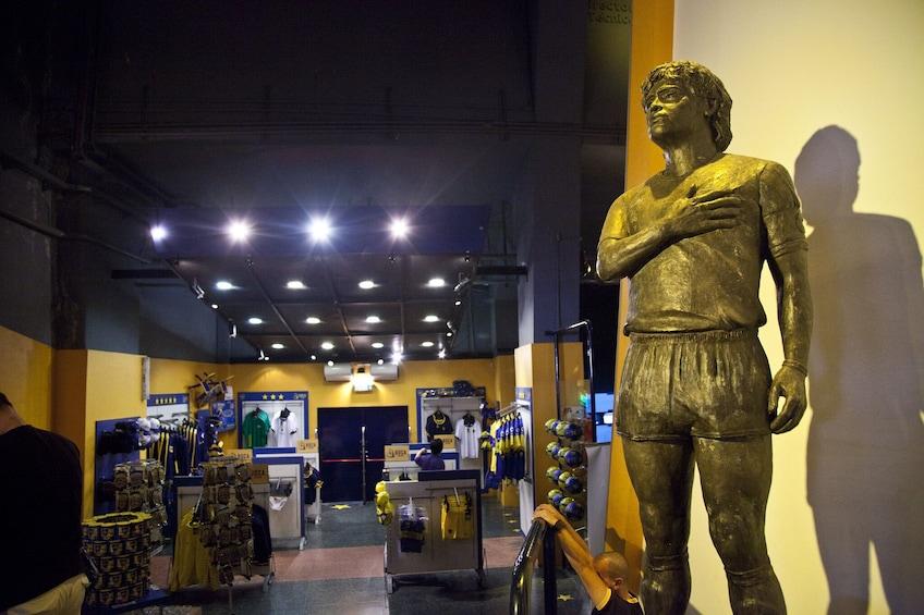 Boca Juniors Stadium Tour