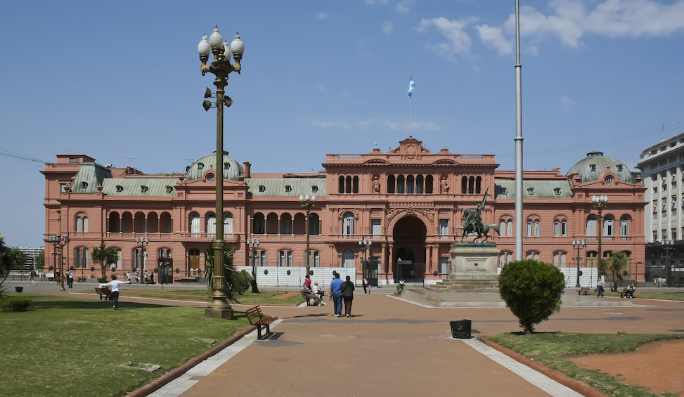 Buenos Aires Walking City Tour