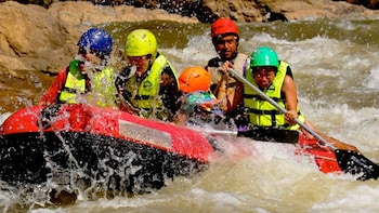 3-Day Pai River Rafting Trip