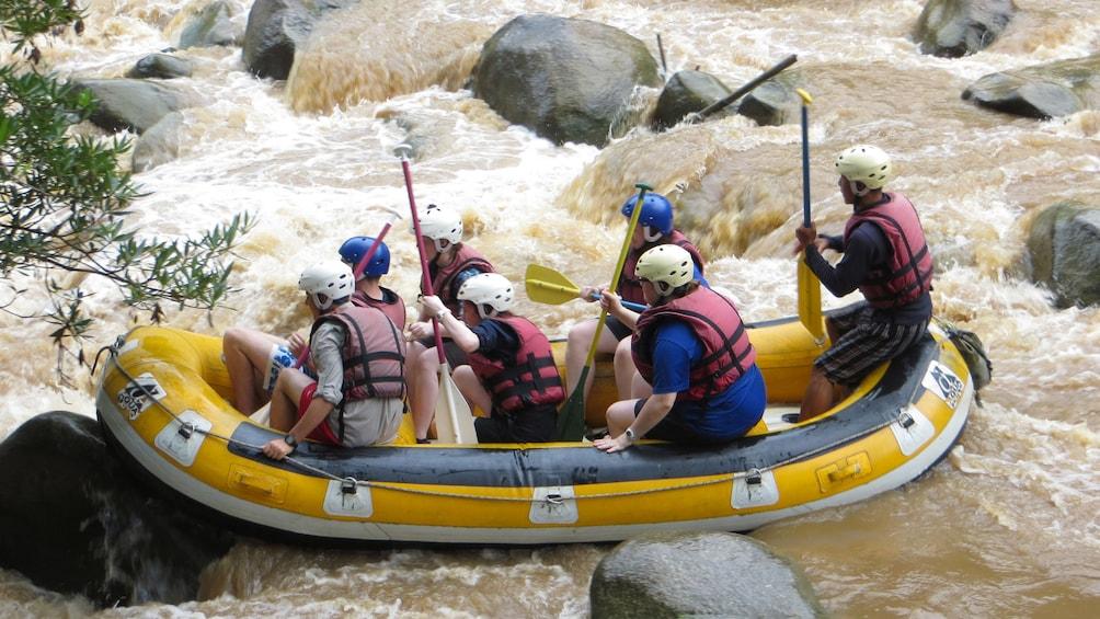 Show item 2 of 5. Pai River Rafting Trip