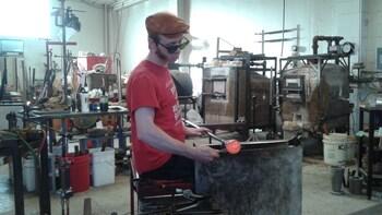 Seattle Glassblowing Experience
