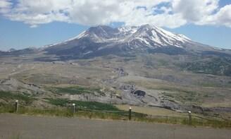 Mt Saint Helens Monument Tour