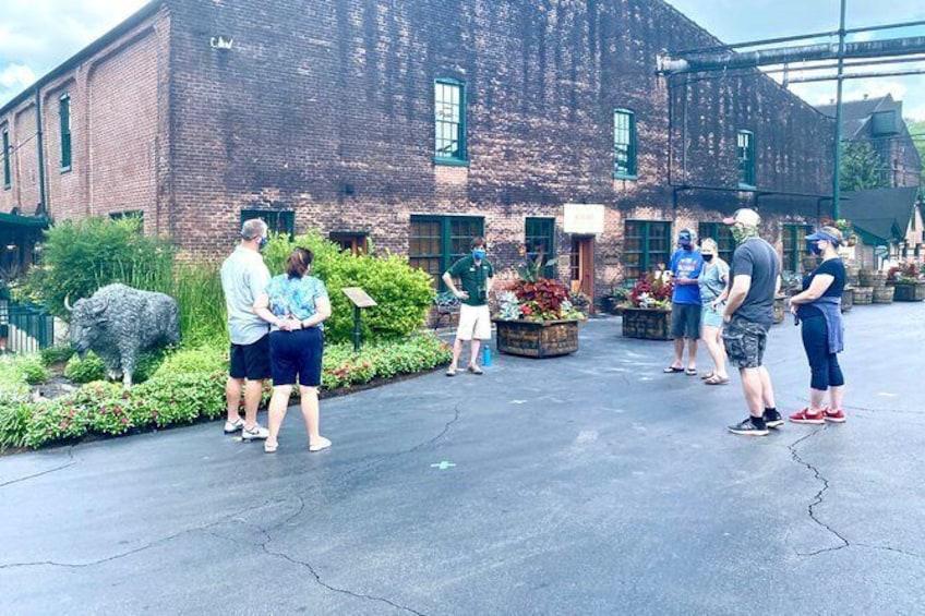 Buffalo Trace + Makers Mark (+19.99 choose one more distillery)