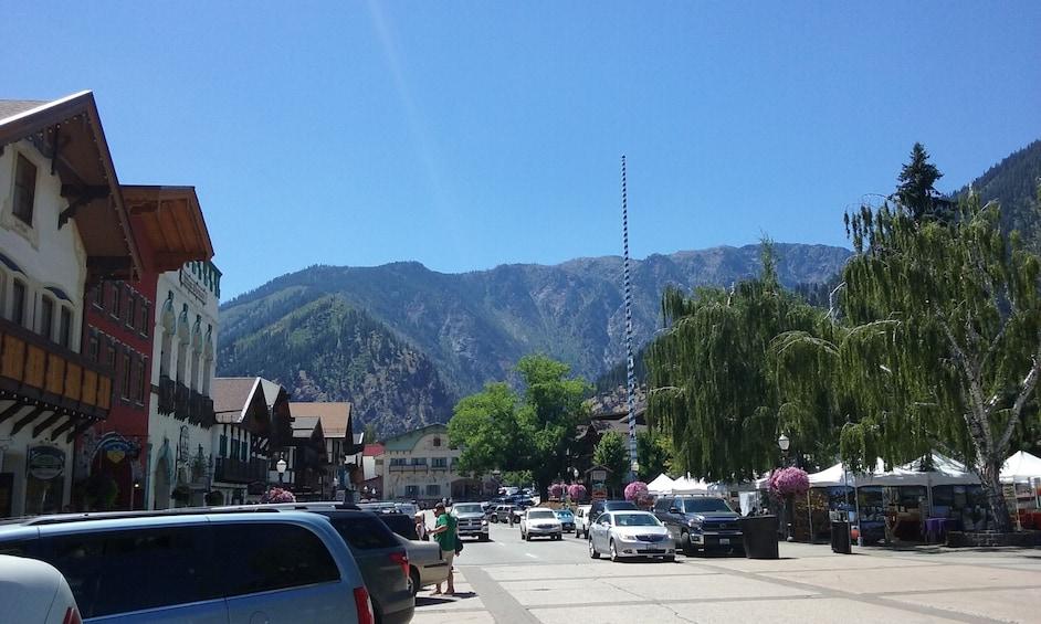 Show item 3 of 6. Visit Leavenworth, a Bavarian Alpine Village