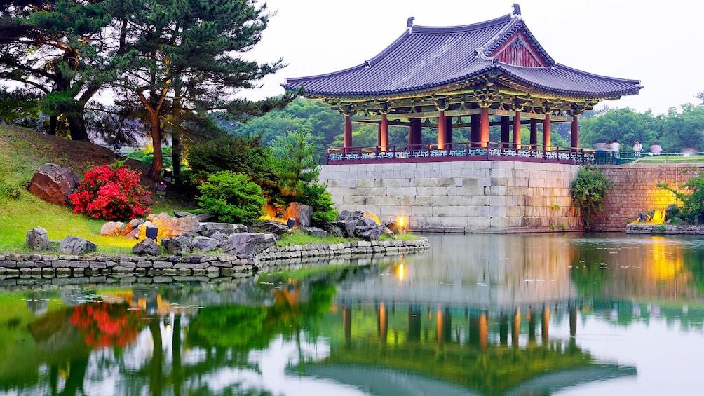 แสดงภาพที่ 1 จาก 5 Structure next to pong in Gyeongju City