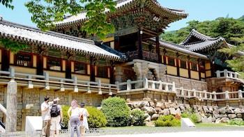 到訪佛國寺及民俗工藝村的 2 天慶州旅行團