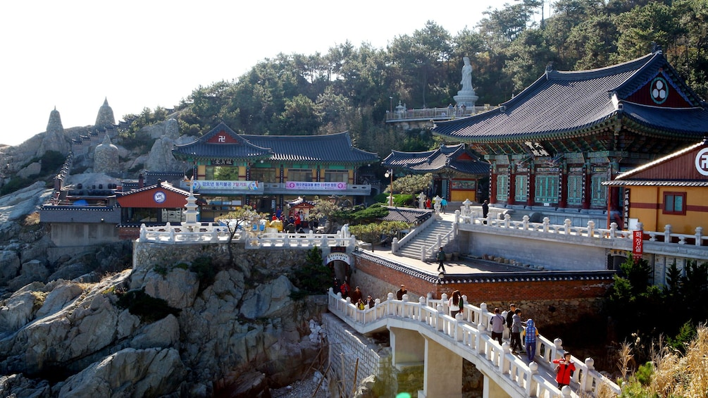 Show item 1 of 5. Temples in Busan City