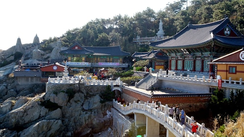 Temples in Busan City