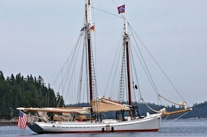 Portland Tall Ship Cruise on Casco Bay