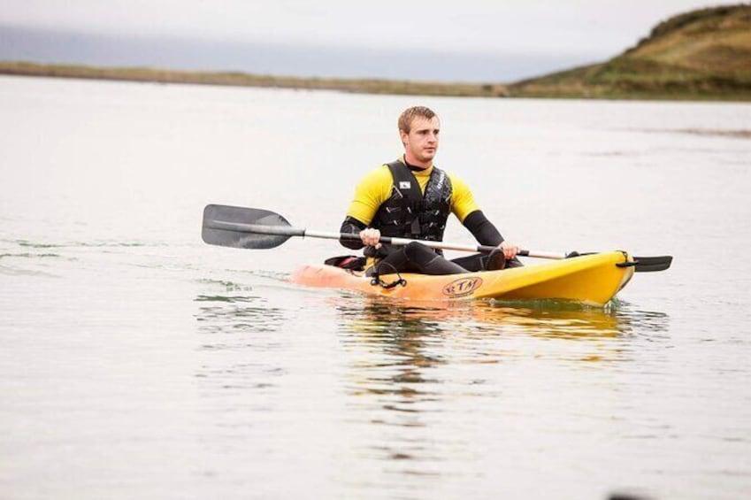 Show item 4 of 7. Kayaking Sligo. Sligo. Guided. 3 hours.