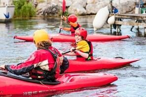 Kayaking Lough Gill. Sligo. Guided. 3 hours.