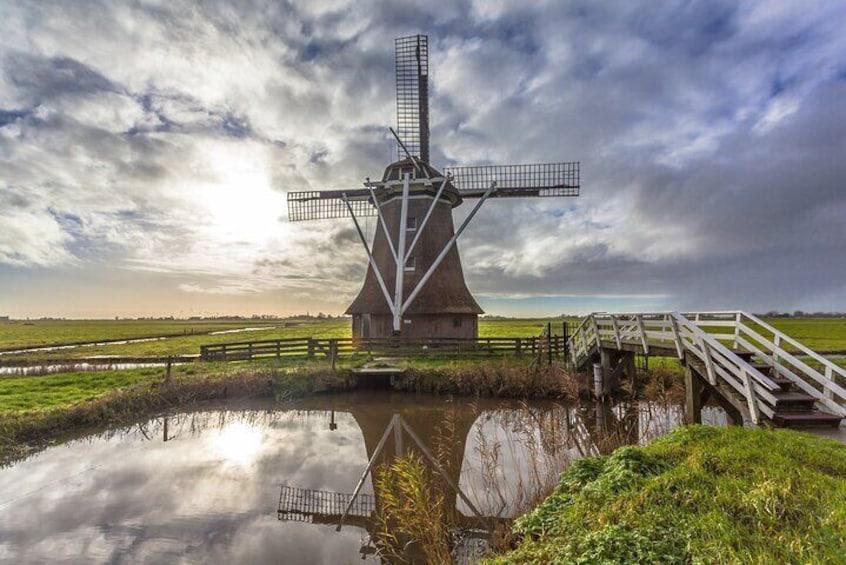 Cruise around Amsterdam Lakes
