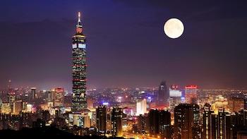 台北夜遊連鼎泰豐餐廳晚餐