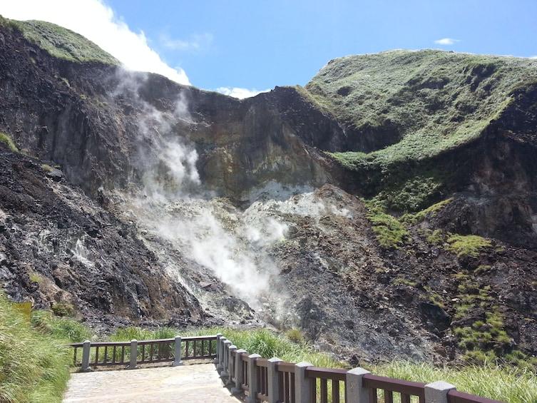 Show item 1 of 4. Yangmingshan National Park & Hot Springs Tour