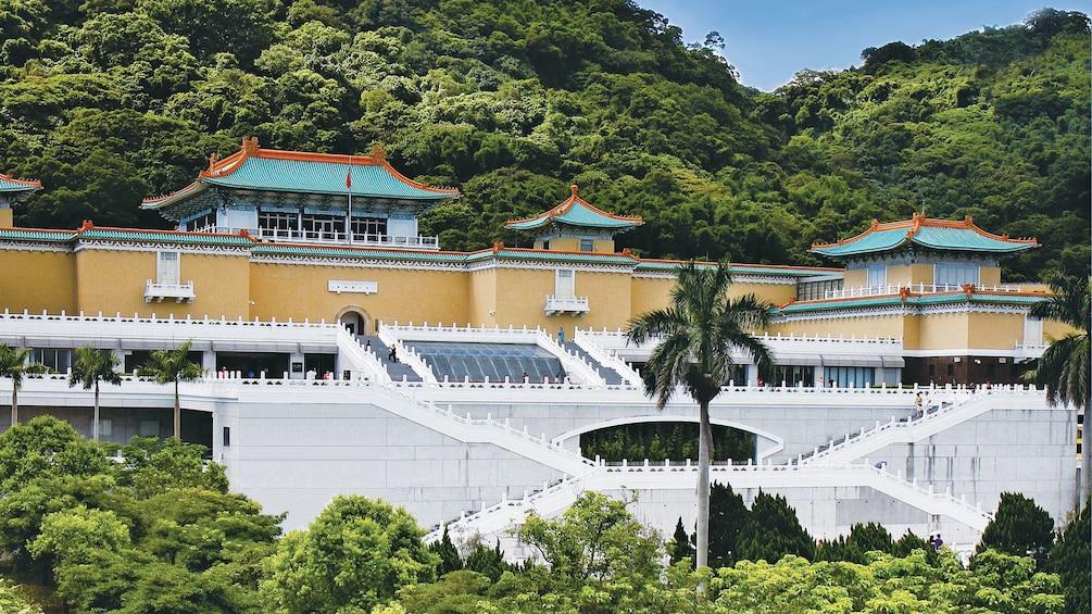 正在顯示第 1 張相片,共 7 張。 National Palace Museum In Taipei
