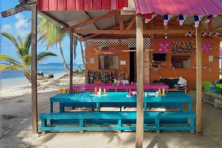 Show item 5 of 18. 2 days / 1 night on a Paradise Island in San Blas - Private Cabin (2 Guests min)