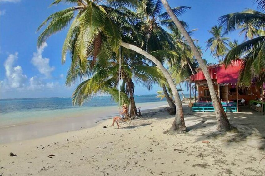 Show item 4 of 18. 2 days / 1 night on a Paradise Island in San Blas - Private Cabin (2 Guests min)