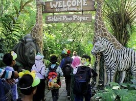 Bali Safari Promo July for International Buy Now,Visit Later